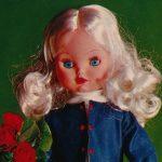 Bambole FURGA(ヴィンテージドール) – Free image Vintage postcard