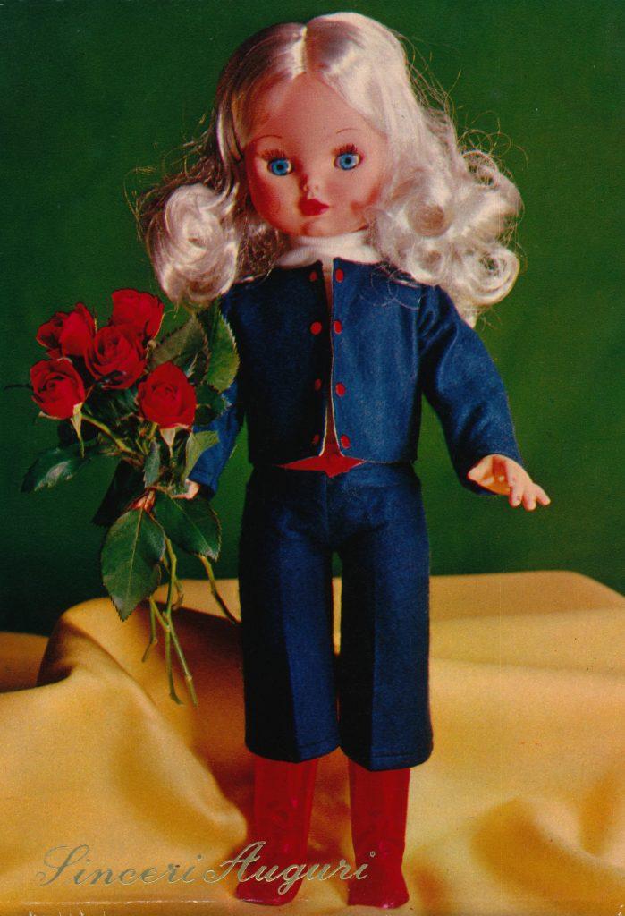 urga社のヴィンテージドール(Vintage doll FURGA)