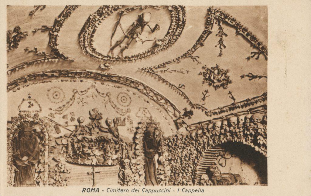 カタコンベ(Catacomb)