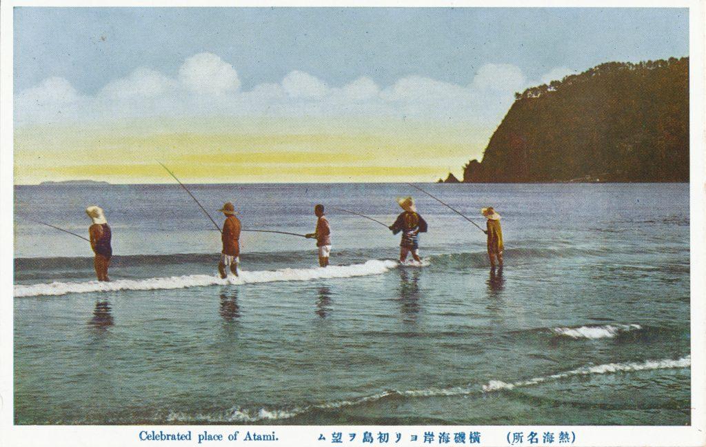 熱海、横磯海岸(Yokoiso coast,Atami)