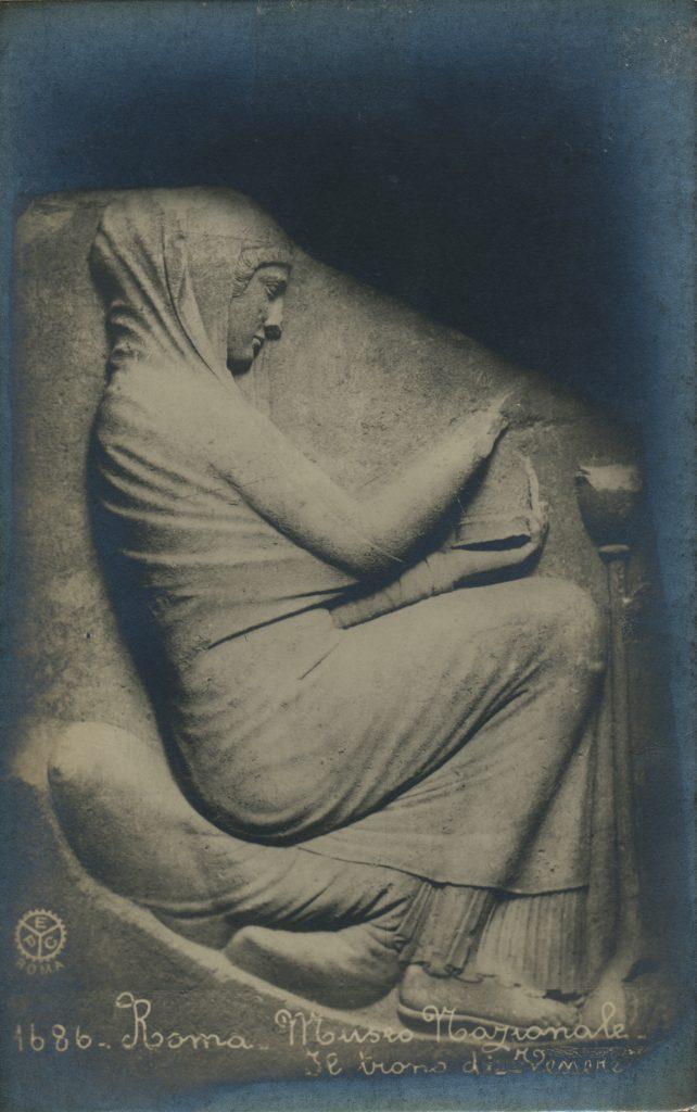 女性の彫刻(Female sculpture)