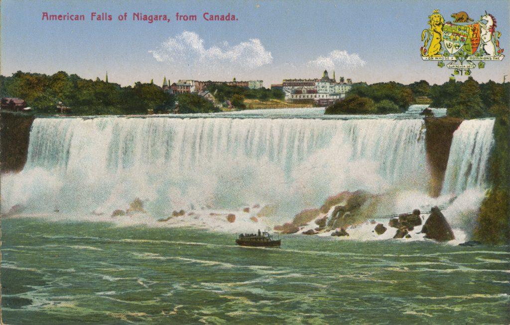 ナイアガラの滝(Niagara Falls)