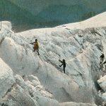Mt.Rainier(レーニア山) – Free image Vintage postcard