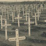 Tombstone(墓碑) – Free image Vintage postcard