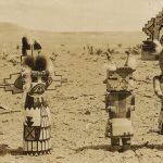 Kachina dolls(カチナドール) – Free images Vintage postcard