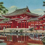 Byodoin(平等院) – Old miniature book of Kyoto