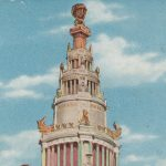 Tower of Jewels(宝石の塔) – Free image Vintage postcard
