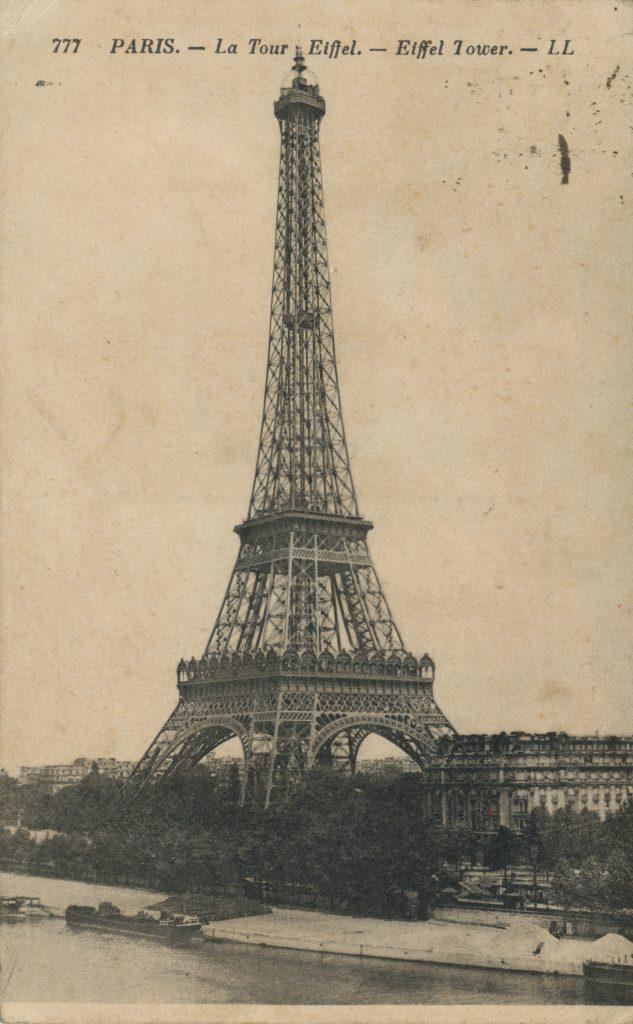 エッフェル塔(The Eiffel Tower)