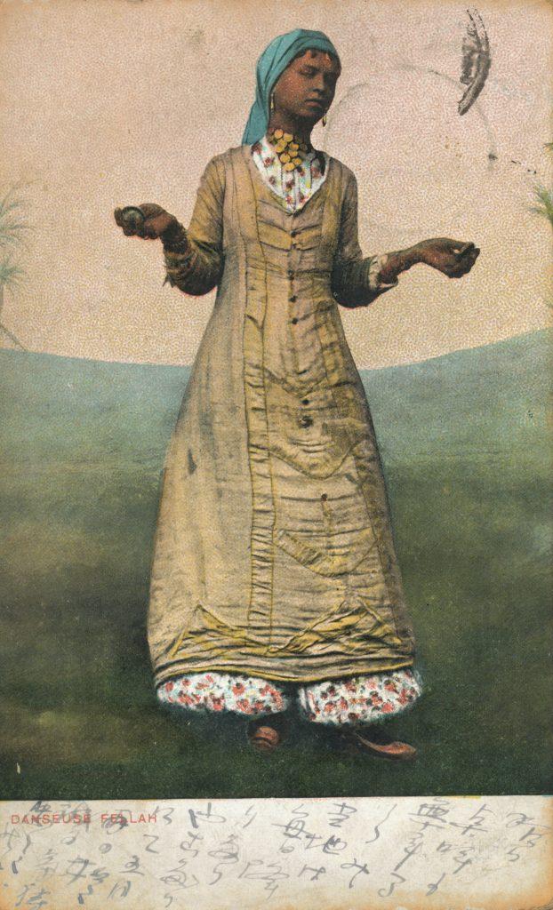 農家の踊り子(Farmer's dancer)