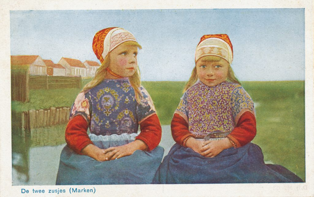 オランダの2人姉妹(Netherlander 2 sisters)