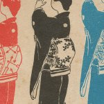 Miyatake Gaikotsu(宮武外骨) 2 – Free image Vintage postcard