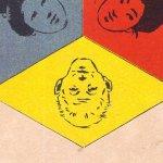 Miyatake Gaikotsu(宮武外骨) – Free image Vintage postcard