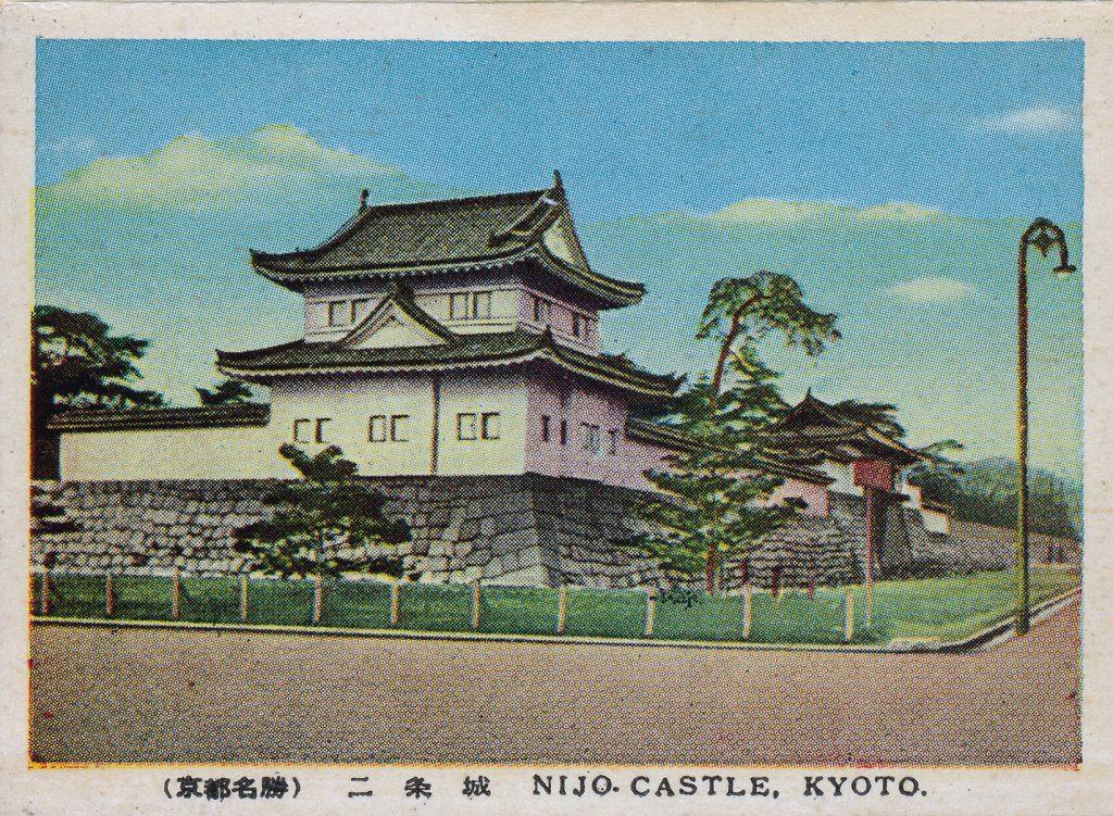 二条城の東南隅櫓(Nijo Castle's hoarding)